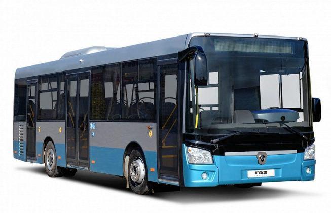 Gaz autobus