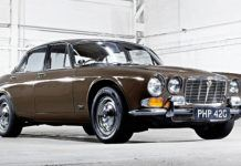 Jaguar XJ Mark 1