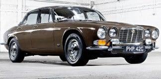Jaguar XJ Mark 1