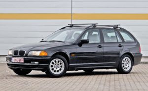 Klasa średnia, najtańszy - BMW serii 3 E46