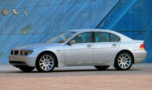 Klasa luksusowa, najtańszy - BMW serii 7 E65