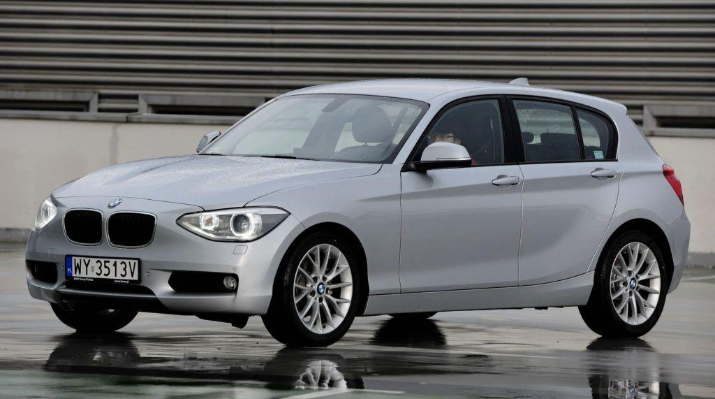 Kompakty - miejsce 1 - BMW serii 1