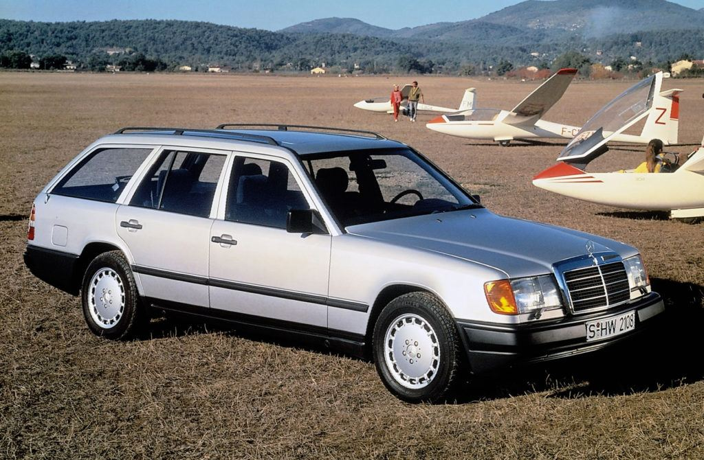 Mercedes W124 T 4Matic