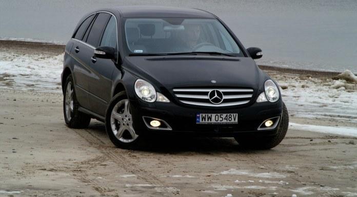 Mercedes R