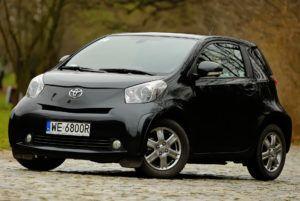 Mini, najlepszy - Toyota iQ