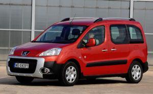 Minivany, najlepszy - Peugeot Partner