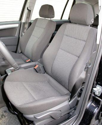 Opel Zafira - fotel kierowcy