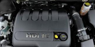 Używany Peugeot 508 - silnik