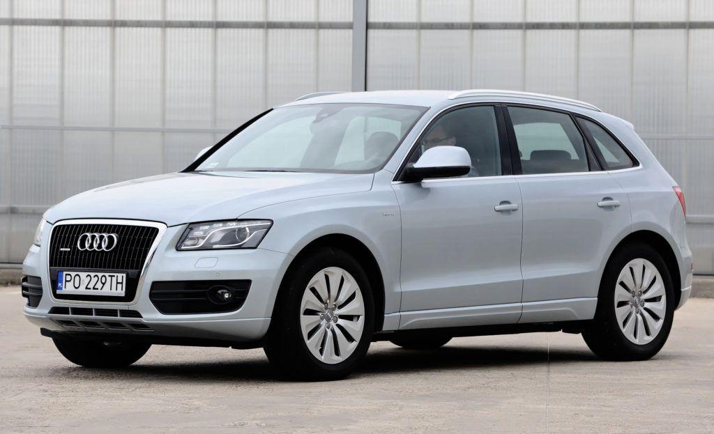 SUV-y - miejsce 1 - Audi Q5