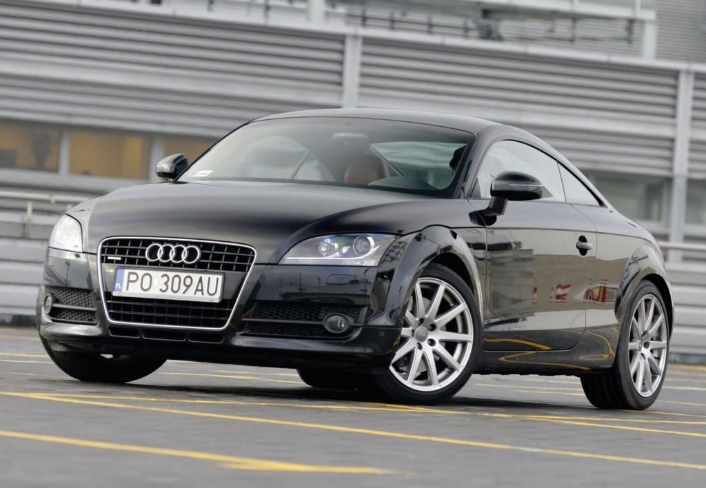 Sportowe - miejsce 1 - Audi TT