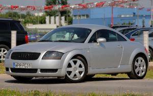 Sportowe, najlepszy - Audi TT