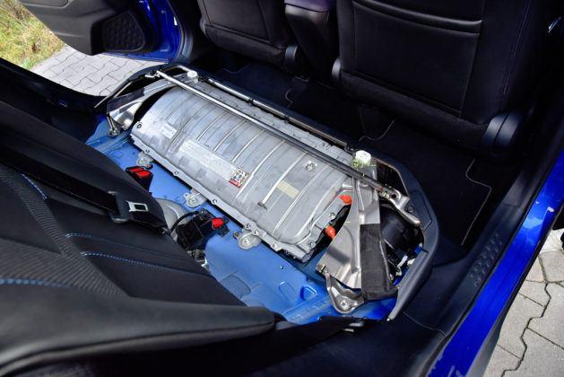 Toyota C-HR - akumulator napędu hybrydowego