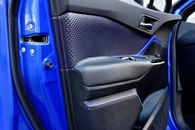Toyota C-HR - tapicerka drzwi przednich