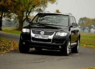 Używany Volkswagen Touareg I (2002-2010) - opinie, spalanie, zawieszenie, silniki
