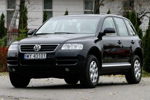 Używany Volkswagen Touareg (opinie, spalanie)