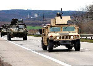 Zagraniczne wojsko