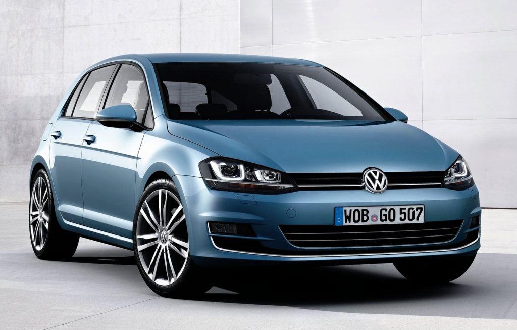 Austria - Volkswagen Golf