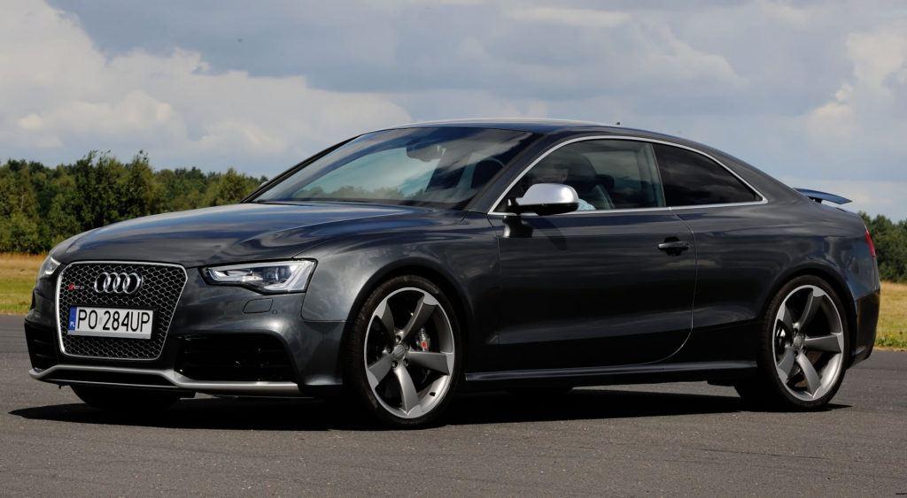 Auta sportowe - Audi RS5