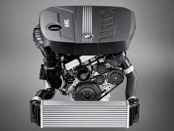 BMW-Diesel-engine