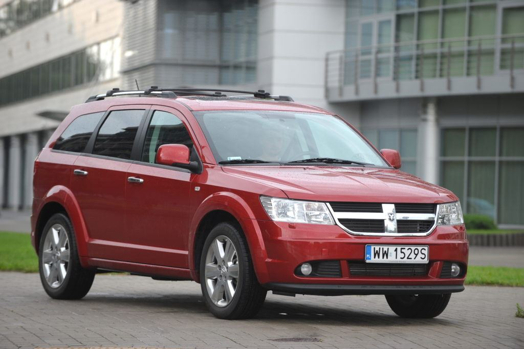 Fiat Freemont czy Dodge Journey
