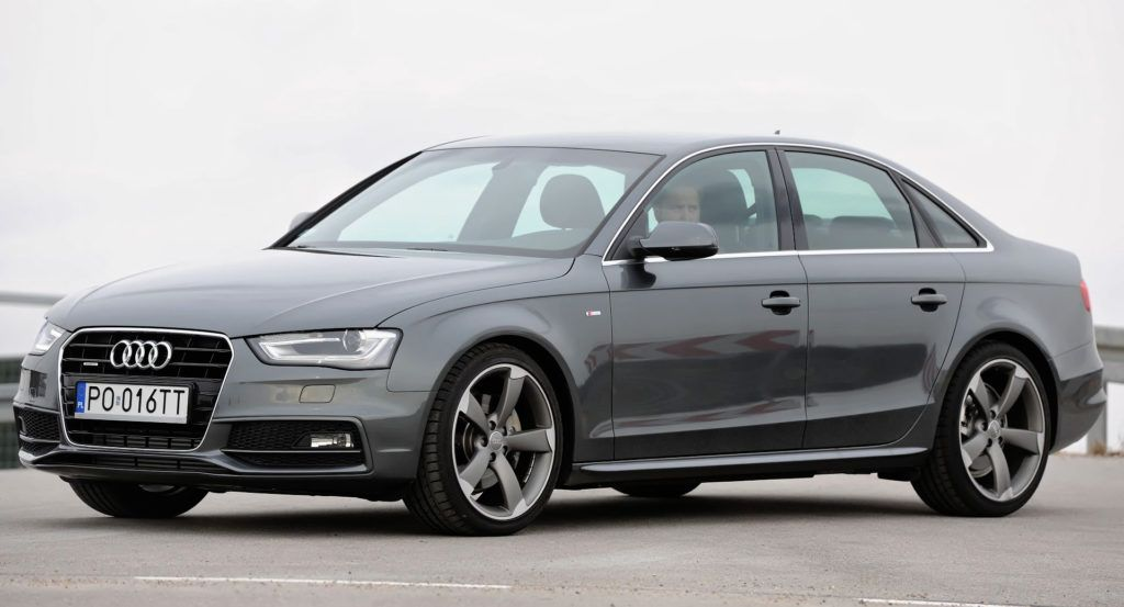 Klasa średnia - Audi A4