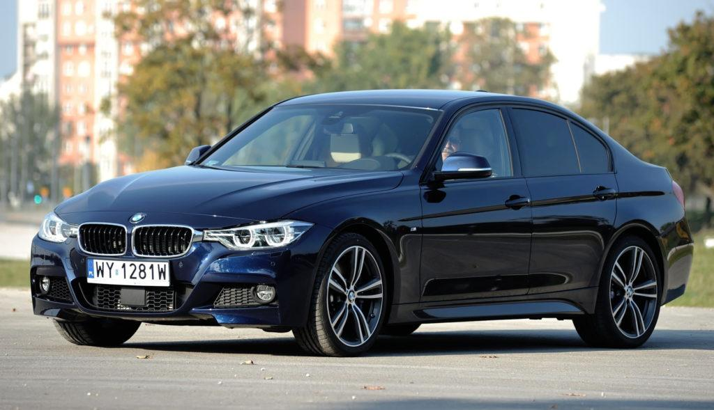 Klasa średnia - BMW 335d