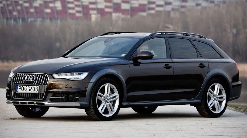 Klasa wyższa - Audi A6 Allroad