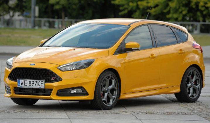 Kompakty - najgorszy - Ford Focus ST