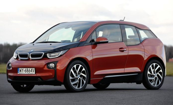 Kompakty - najlepszy - BMW i3