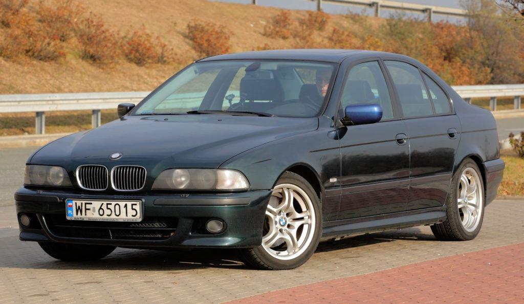M52 - BMW serii 5 E39