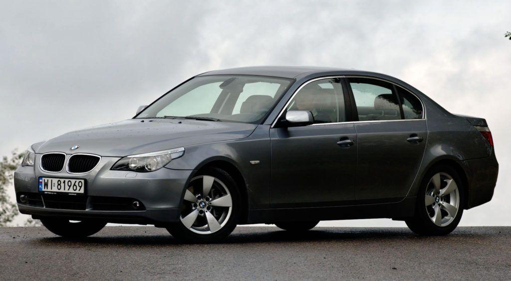 M54 - BMW serii 5 E60