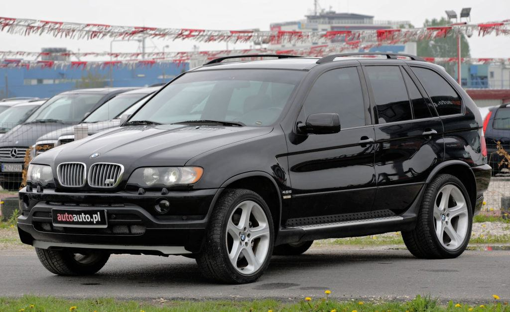 M57 - BMW X5 E53