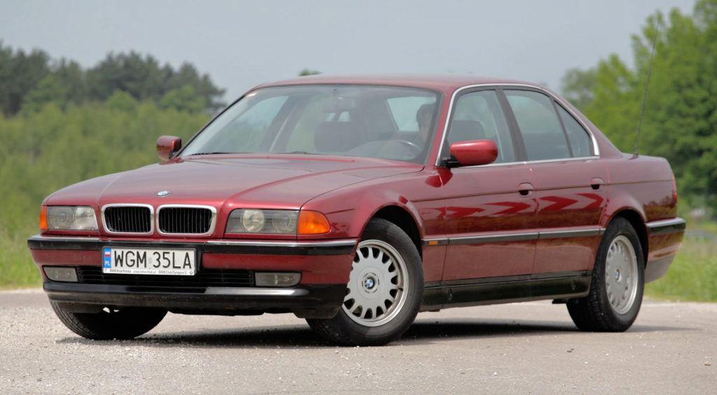 M67 - BMW serii 7 E38