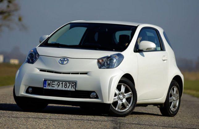 Miejskie - najlepszy - Toyota IQ
