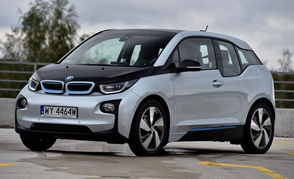 Minivany - BMW i3