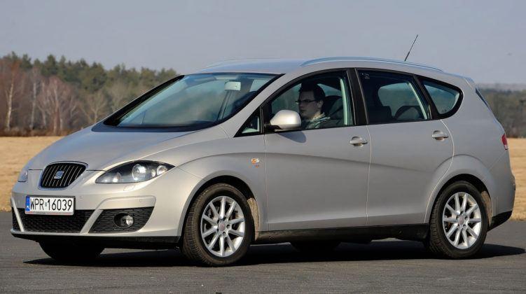 Minivany - najlepszy - Seat Altea XL