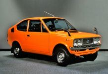 Mitsubishi Minica II Skipper