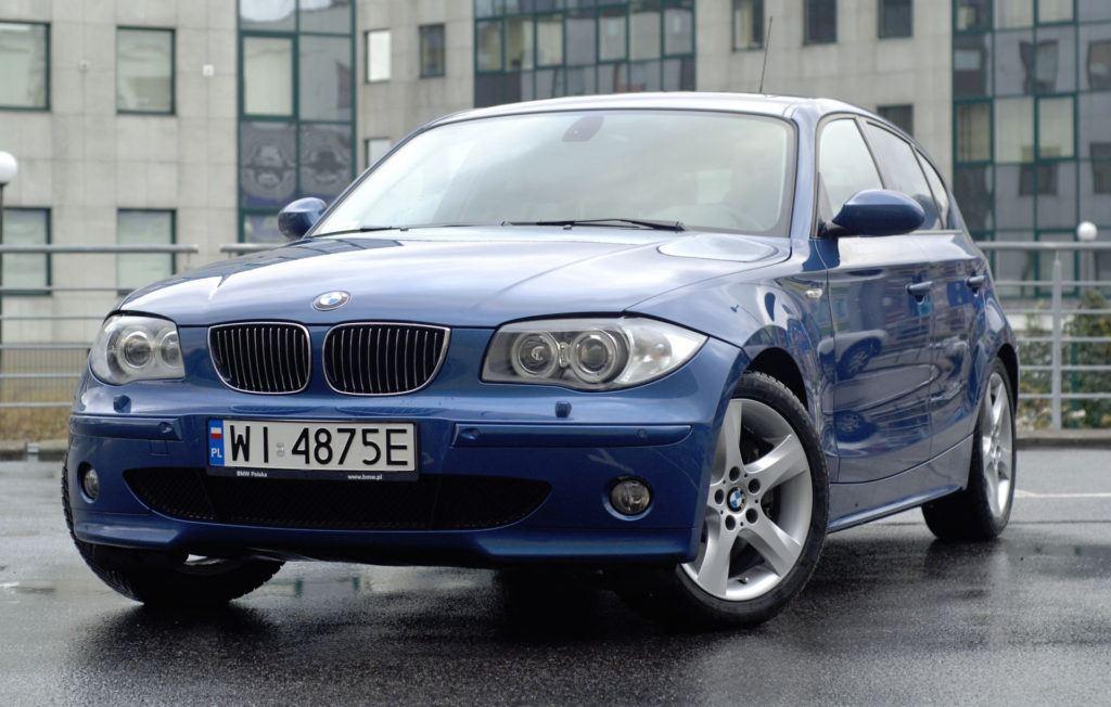N45 - BMW serii 1 E81