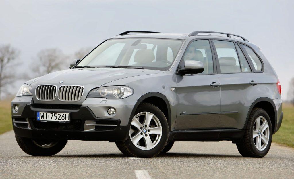 N52 - BMW X5 E70