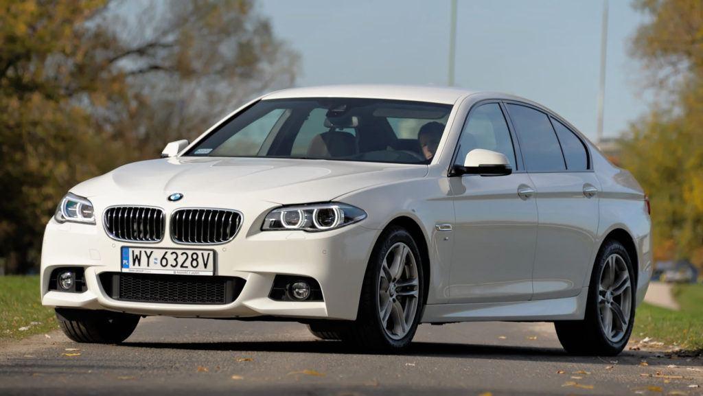 N53 - BMW serii 5 F10