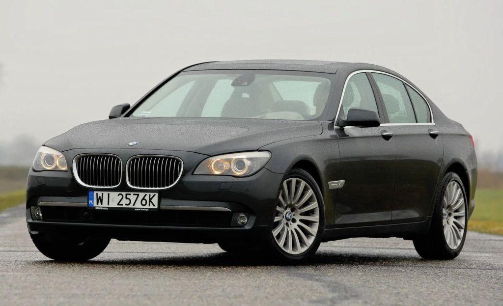 N54 - BMW serii 7 F01