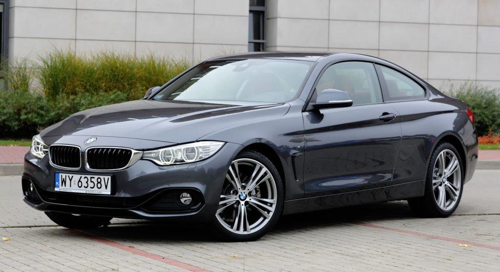N57 - BMW serii 4 F36