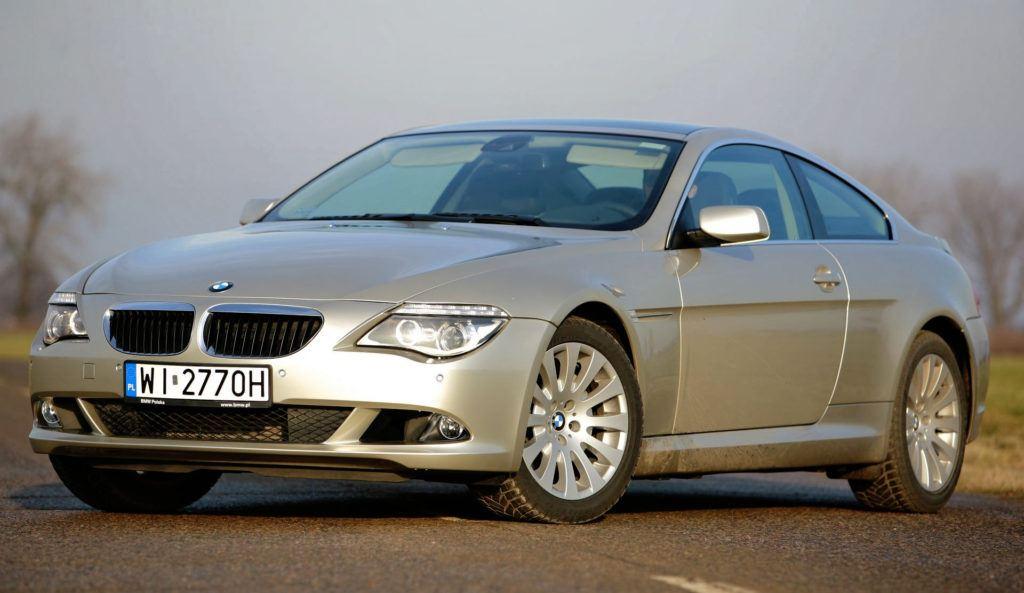 N62 - BMW serii 6 E63
