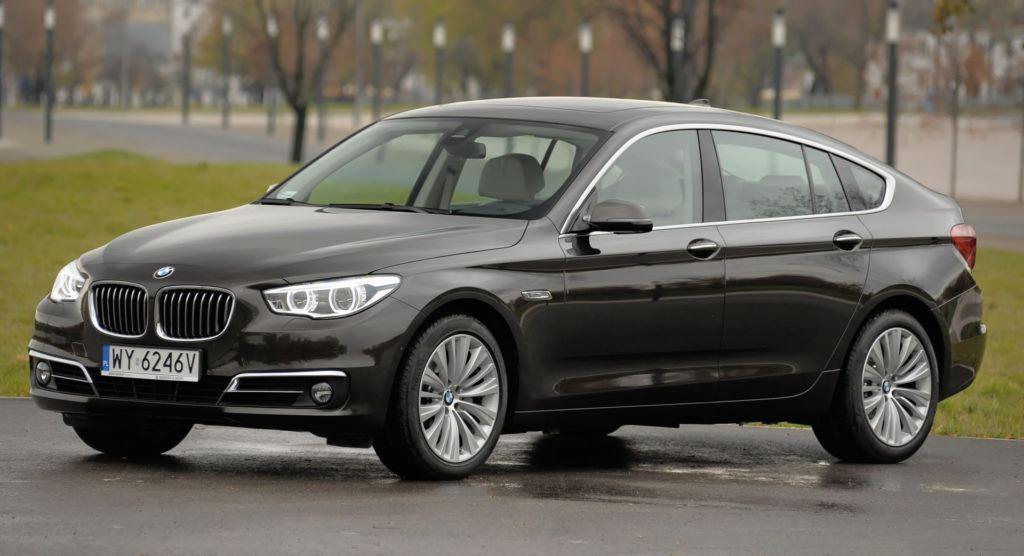 N63 - BMW serii 5 GT F10