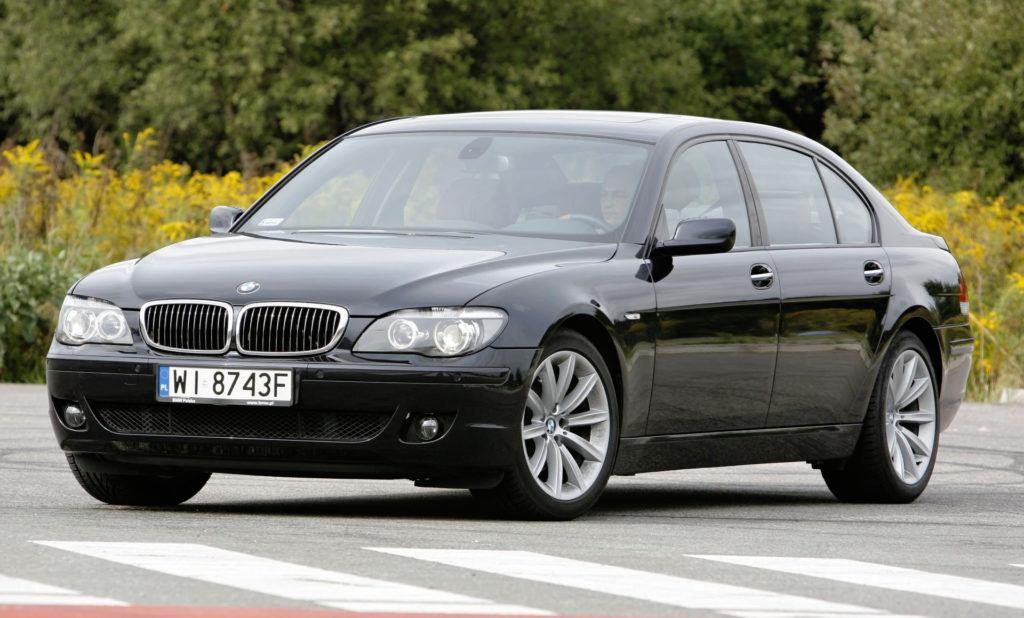 N73 - BMW serii 7 E65