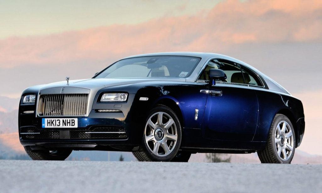 N74 - Rolls-Royce Wraith
