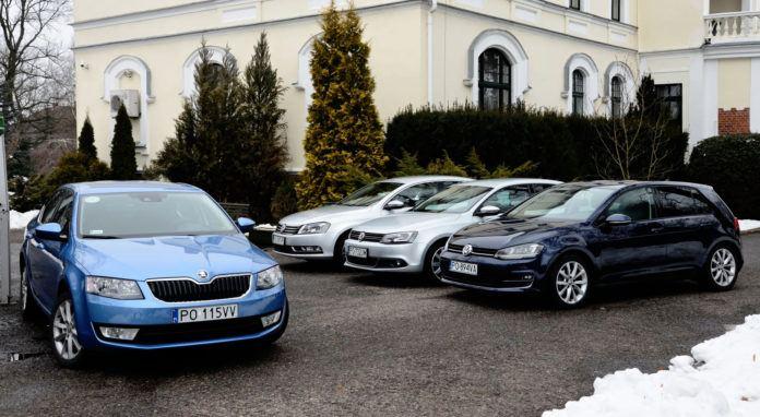 Skoda i Volkswagen