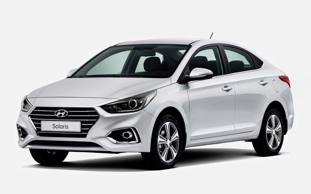 Rosja - Hyundai Solaris