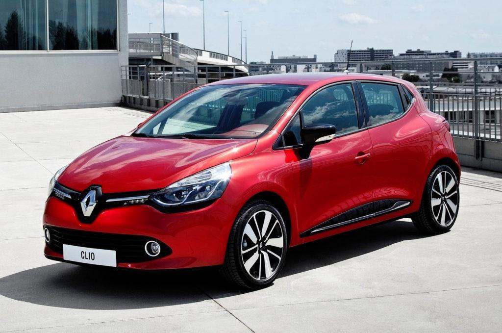 Słowenia - Renault Clio