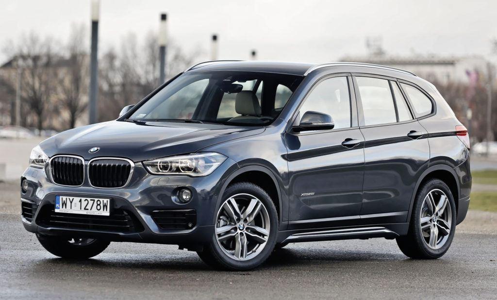 SUV-y - BMW X1 xDrive25i